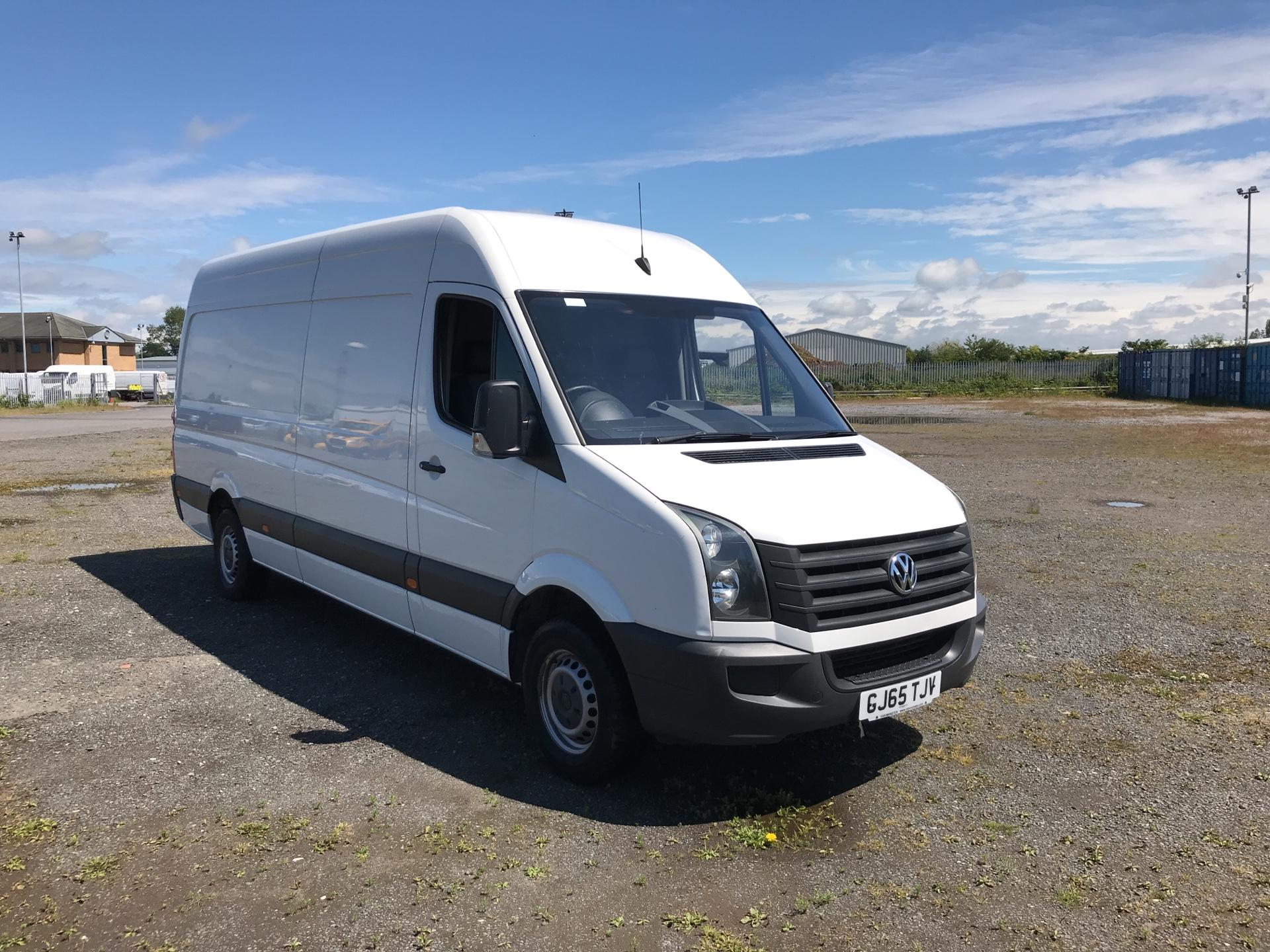 2015 Volkswagen Crafter  CR35 LWB 2.0 TDI 136PS HIGH ROOF EURO 5 (GJ65TJV)