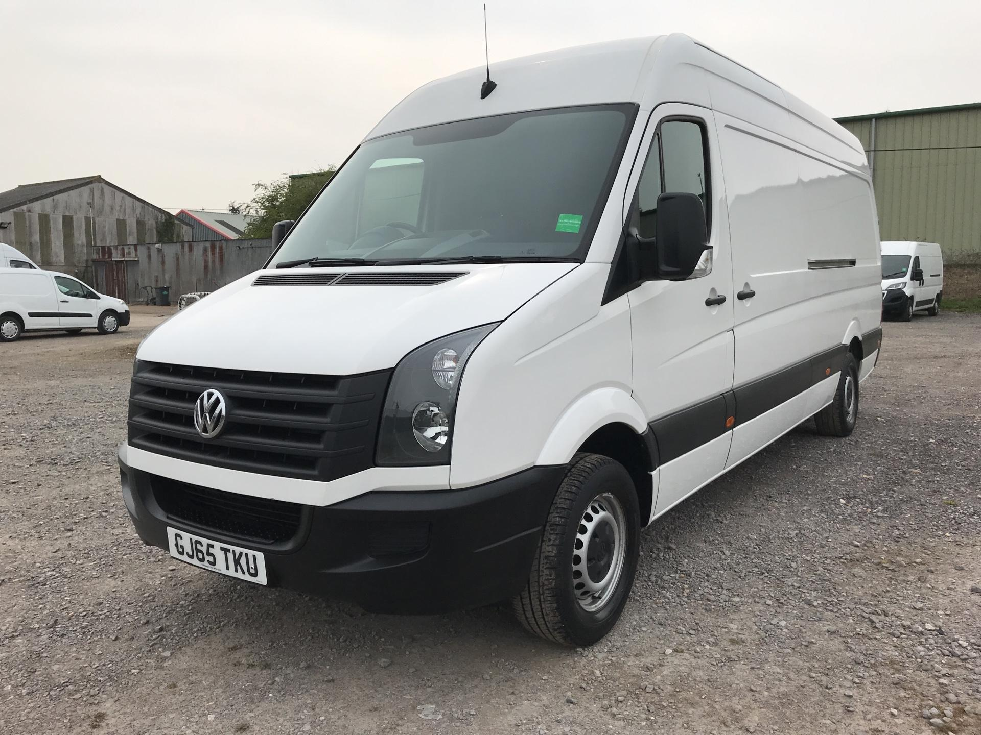 2015 Volkswagen Crafter CR35 LWB 2.0 136PS HIGH ROOF EURO 5 (GJ65TKU) Image 7