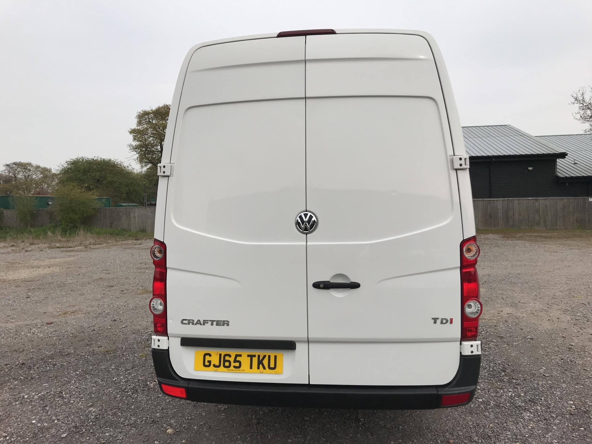 2015 Volkswagen Crafter CR35 LWB 2.0 136PS HIGH ROOF EURO 5 (GJ65TKU) Image 4