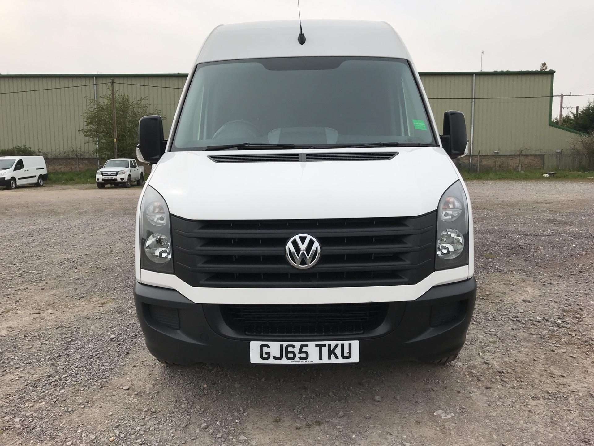 2015 Volkswagen Crafter CR35 LWB 2.0 136PS HIGH ROOF EURO 5 (GJ65TKU) Image 8