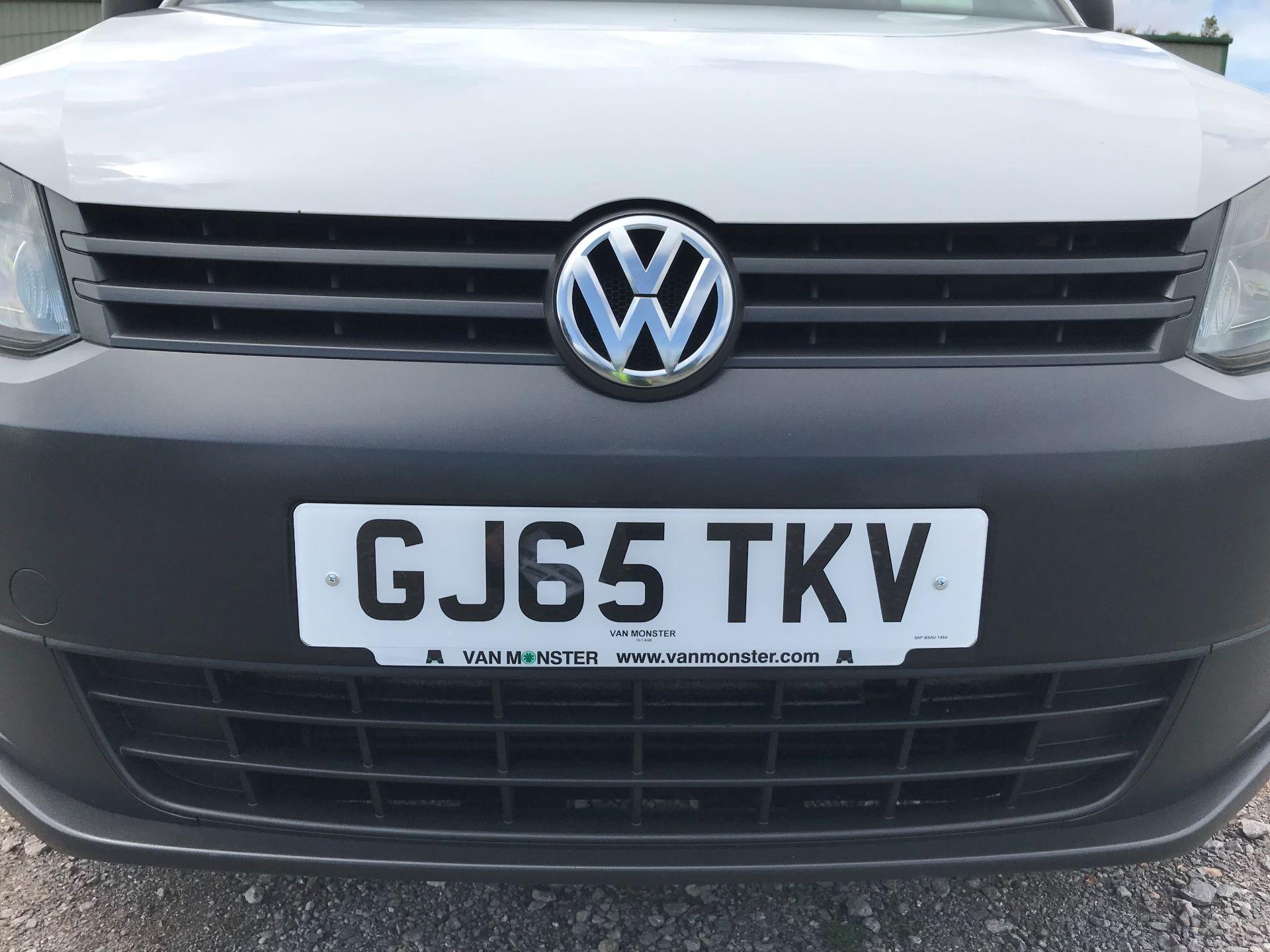 2015 Volkswagen Caddy  1.6 102PS STARTLINE EURO 5 (GJ65TKV) Image 13