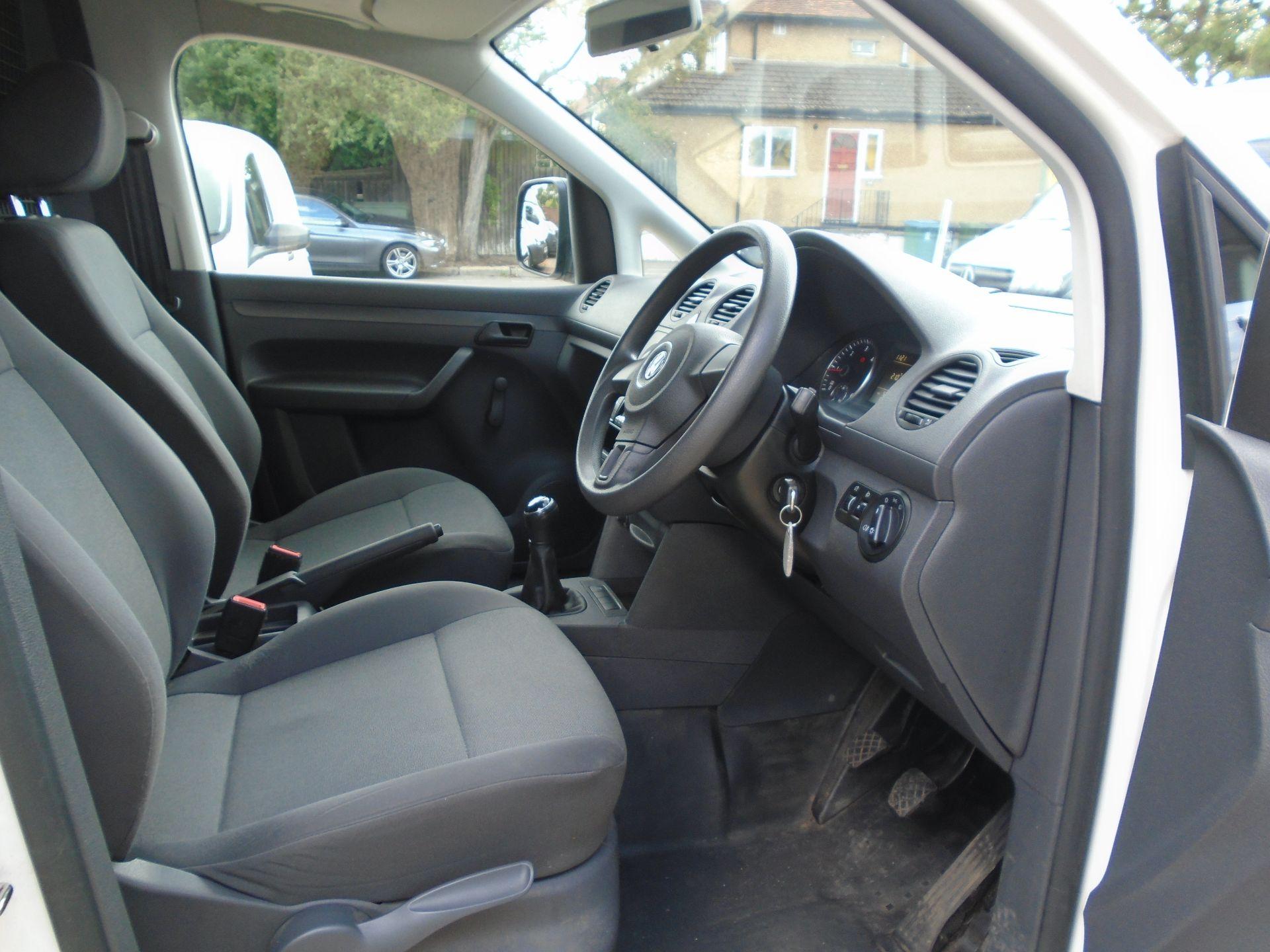 2015 Volkswagen Caddy 1.6 Tdi 102Ps Startline Van(EURO 5) (GJ65TLY) Image 20
