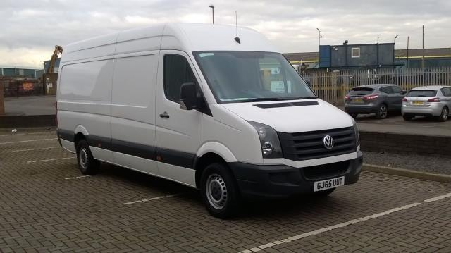 2015 Volkswagen Crafter 2.0 Tdi 136Ps High Roof Van (GJ65UUT)