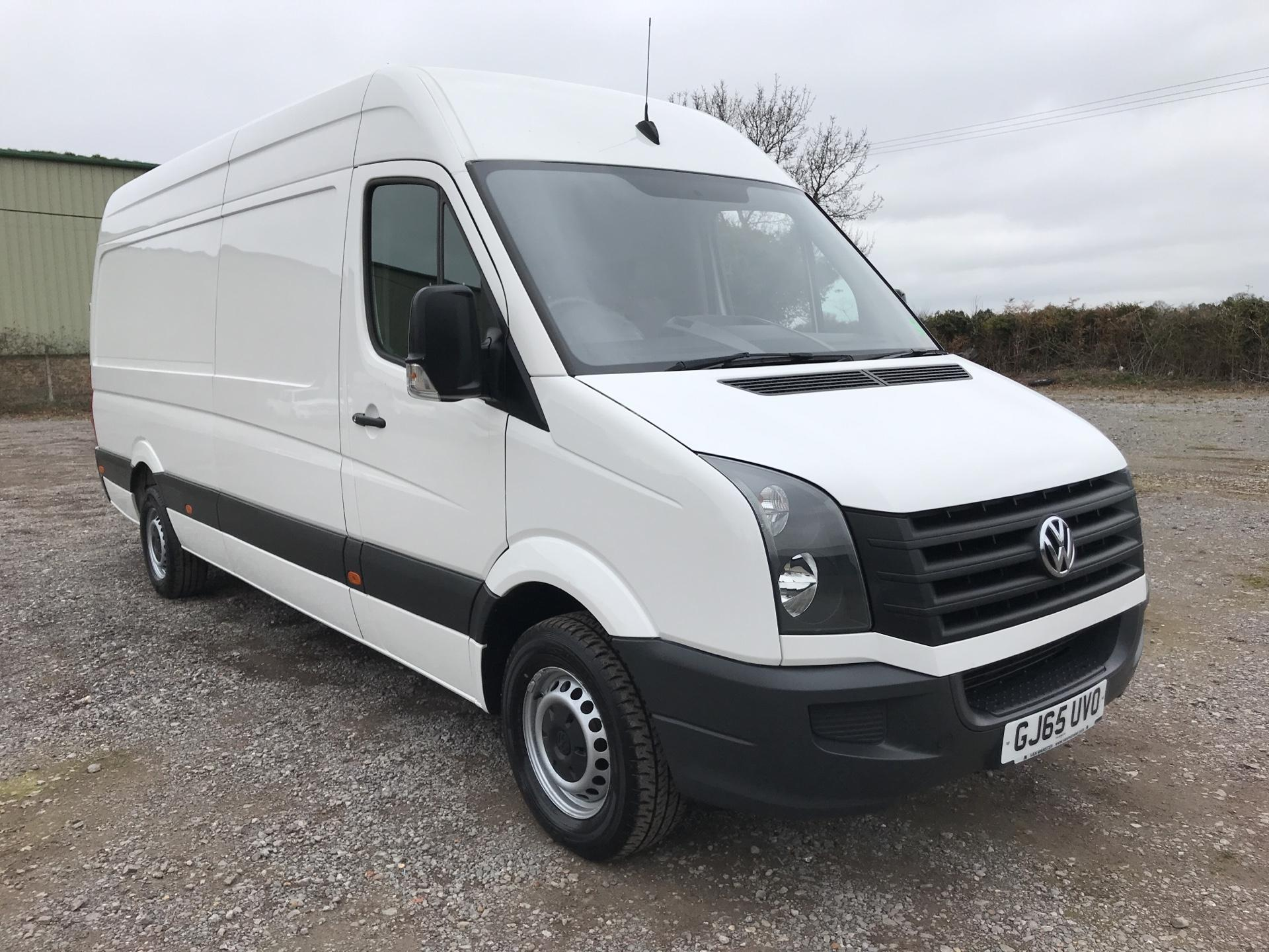 2015 Volkswagen Crafter CR35 LWB 136PS HIGH ROOF EURO 5 (GJ65UVO)