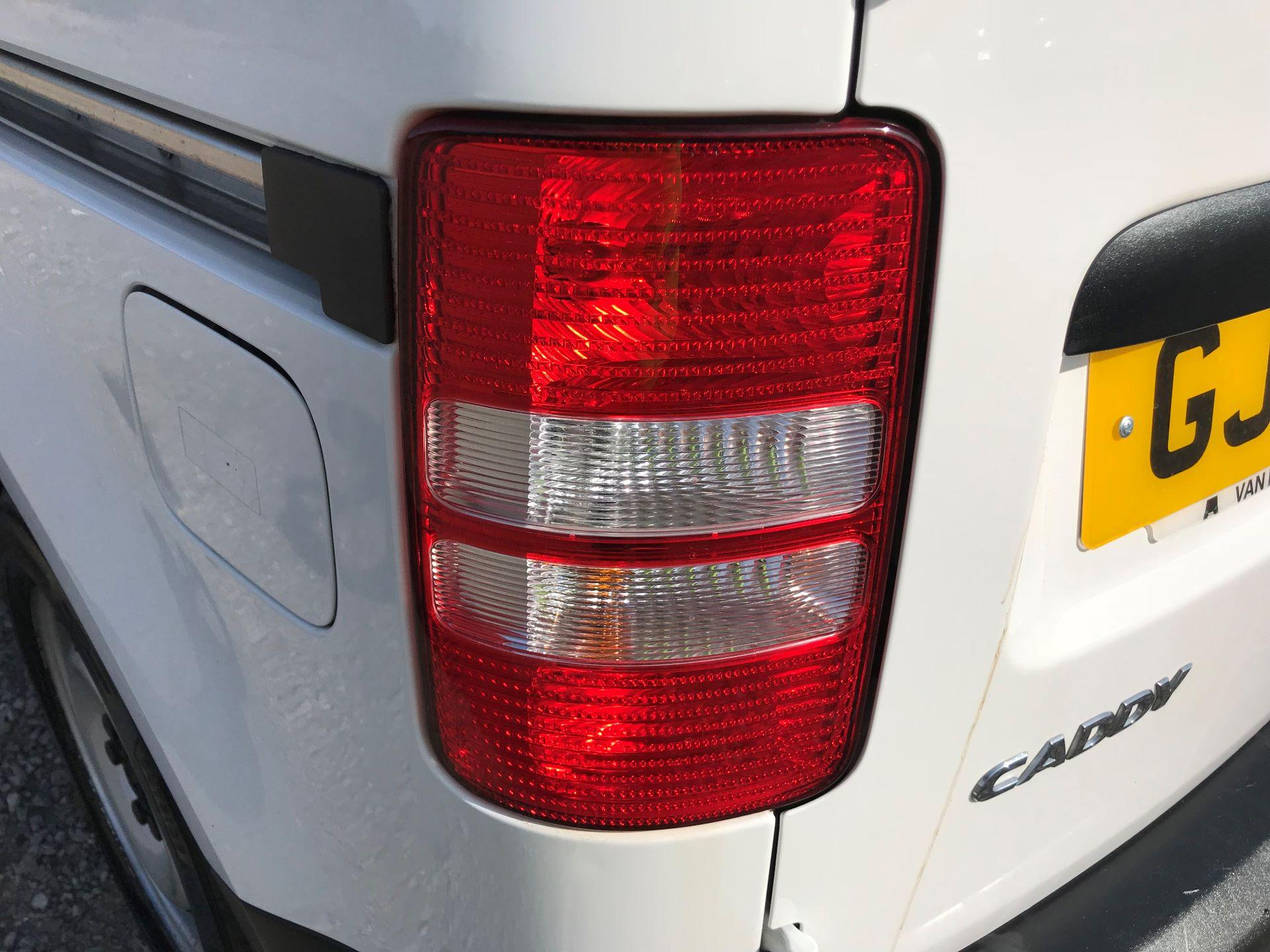 2015 Volkswagen Caddy  1.6 102PS STARTLINE EURO 5 (GJ65WMF) Image 28