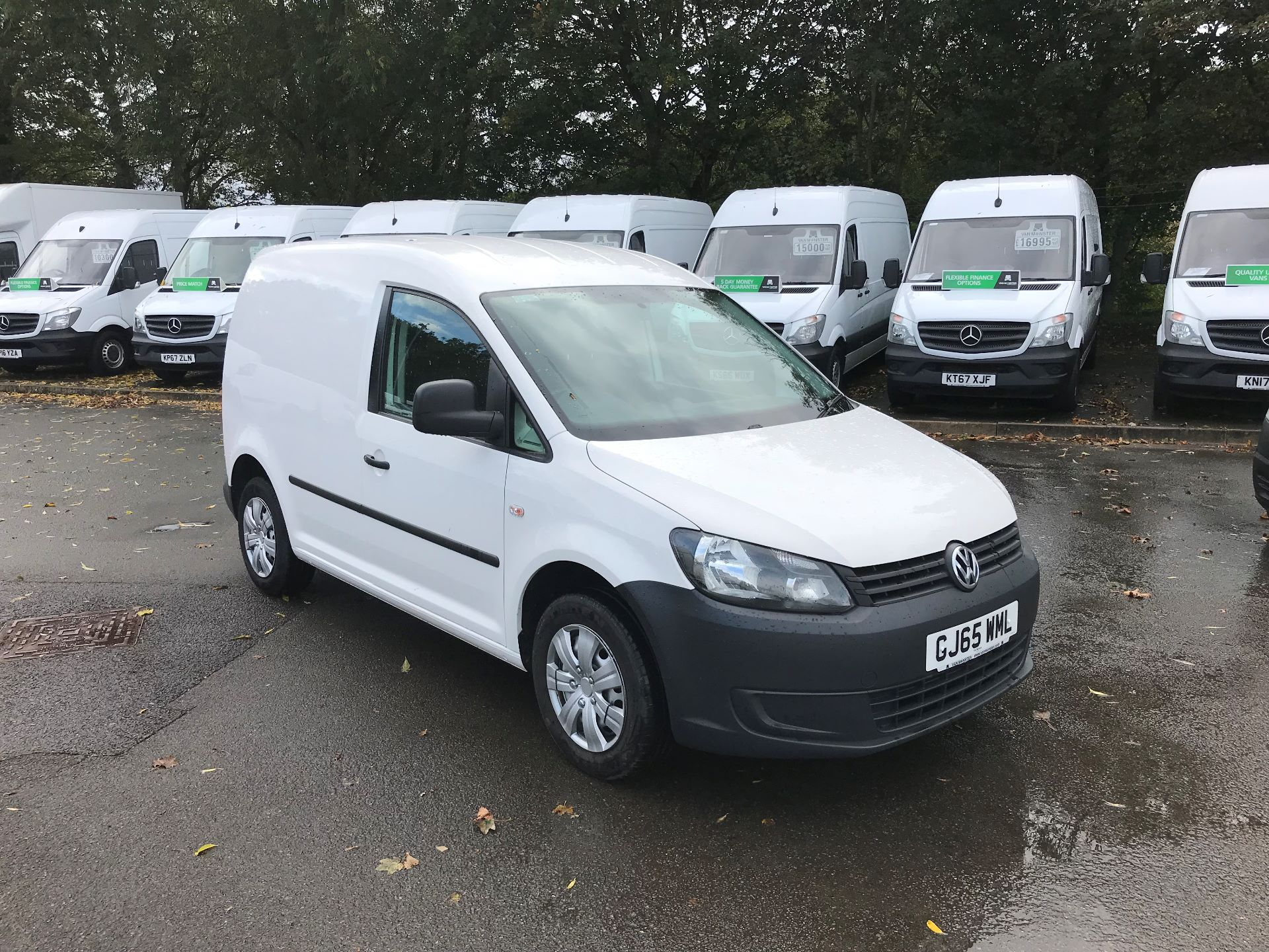 2015 Volkswagen Caddy  1.6 102PS STARTLINE EURO 5