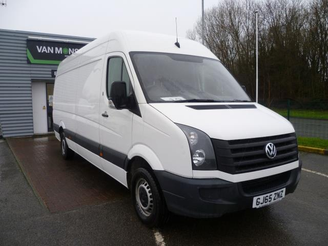2015 Volkswagen Crafter  CR35 LWB 2.0 TDI 136PS HIGH ROOF EURO 5 (GJ65ZNZ)