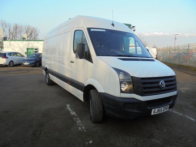 2015 Volkswagen Crafter CR35 LWB 2.0 TDI 136PS HIGH ROOF EURO 5 (GJ65ZPD)