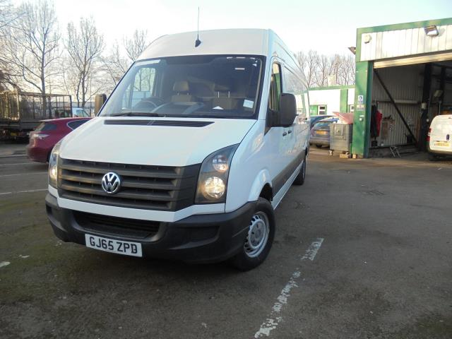2015 Volkswagen Crafter CR35 LWB 2.0 TDI 136PS HIGH ROOF EURO 5 (GJ65ZPD) Image 25