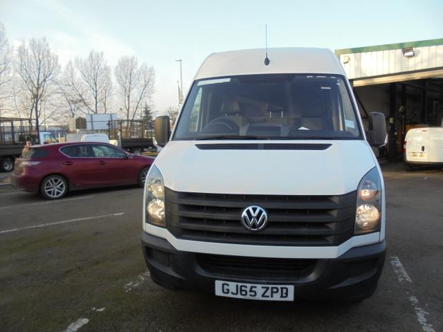 2015 Volkswagen Crafter CR35 LWB 2.0 TDI 136PS HIGH ROOF EURO 5 (GJ65ZPD) Image 26