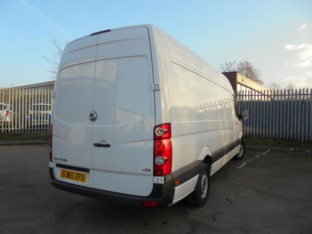 2015 Volkswagen Crafter CR35 LWB 2.0 TDI 136PS HIGH ROOF EURO 5 (GJ65ZPD) Image 27