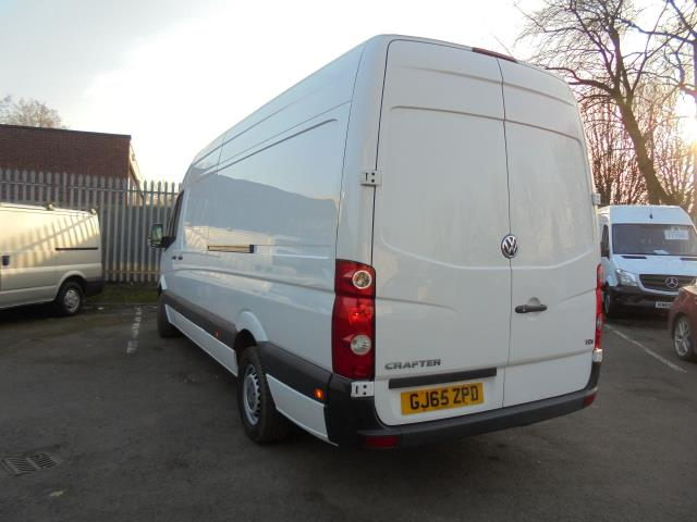 2015 Volkswagen Crafter CR35 LWB 2.0 TDI 136PS HIGH ROOF EURO 5 (GJ65ZPD) Image 28