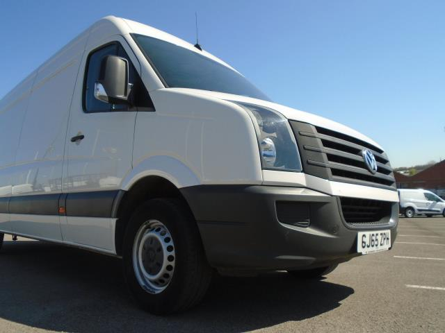 2015 Volkswagen Crafter  CR35 LWB 2.0 TDI 136PS HIGH ROOF EURO 5 (GJ65ZPH) Image 18
