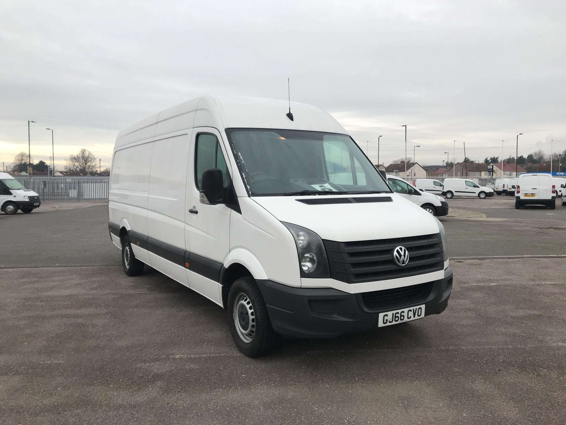 2016 Volkswagen Crafter  CR35 LWB 2.0 TDI 136PS HIGH ROOF EURO 5 (GJ66CVO)