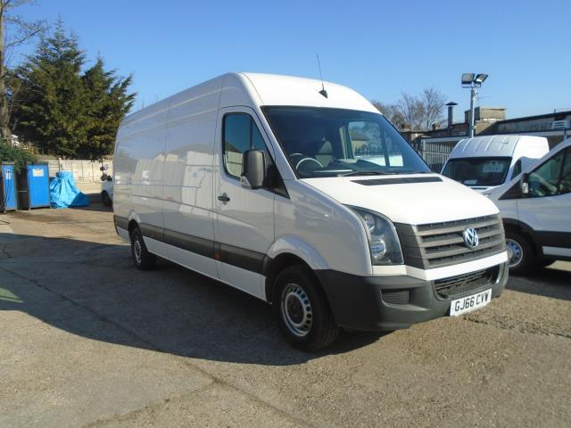 2016 Volkswagen Crafter  CR35 LWB 2.0 TDI 3.5T 136PS HIGH ROOF EURO 5 (GJ66CVW)