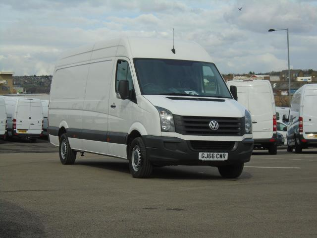 2016 Volkswagen Crafter  CR35 LWB 2.0 TDI 136PS HIGH ROOF EURO 5 (GJ66CWR)