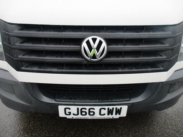 2016 Volkswagen Crafter CR35 LWB 2.0 TDI 136PS HIGH ROOF STARTLINE VAN  (GJ66CWW) Image 5