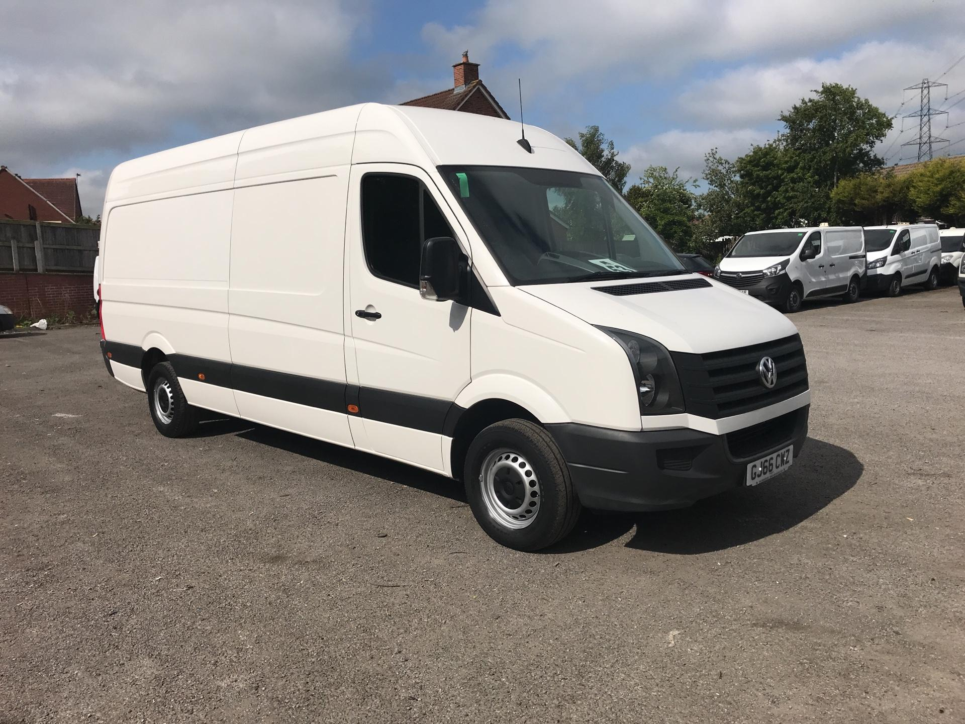 2016 Volkswagen Crafter 2.0 Tdi 136Ps High Roof Van EURO 5 (GJ66CWZ)