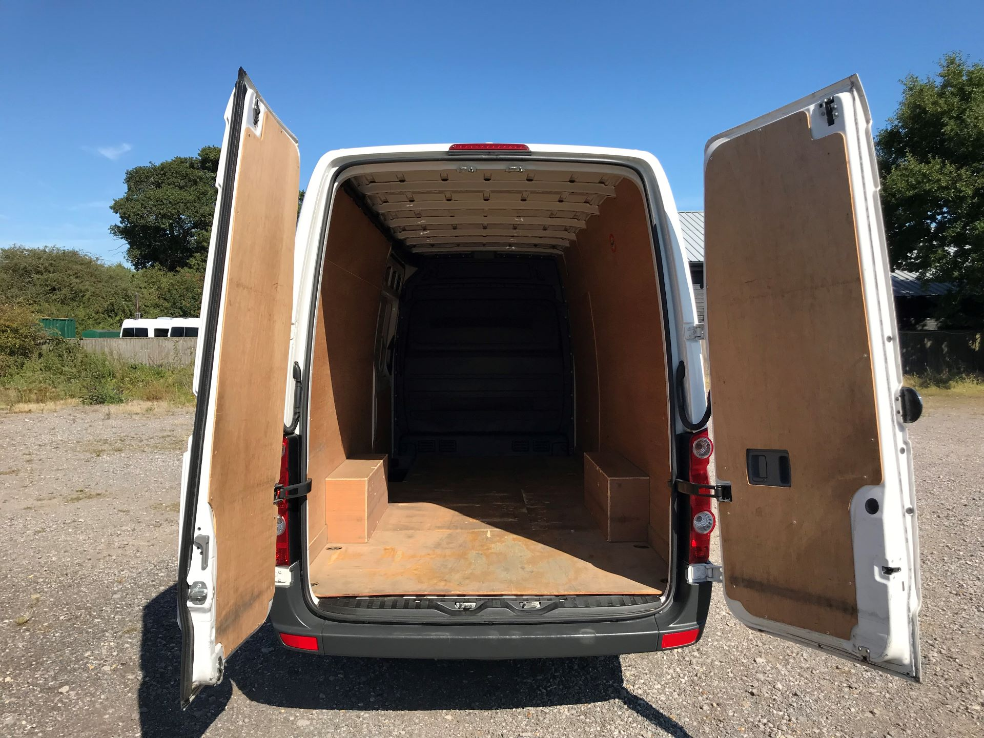2016 Volkswagen Crafter  CR35 LWB 2.0 TDI 136PS HIGH ROOF EURO 5 (GJ66CXN) Image 7