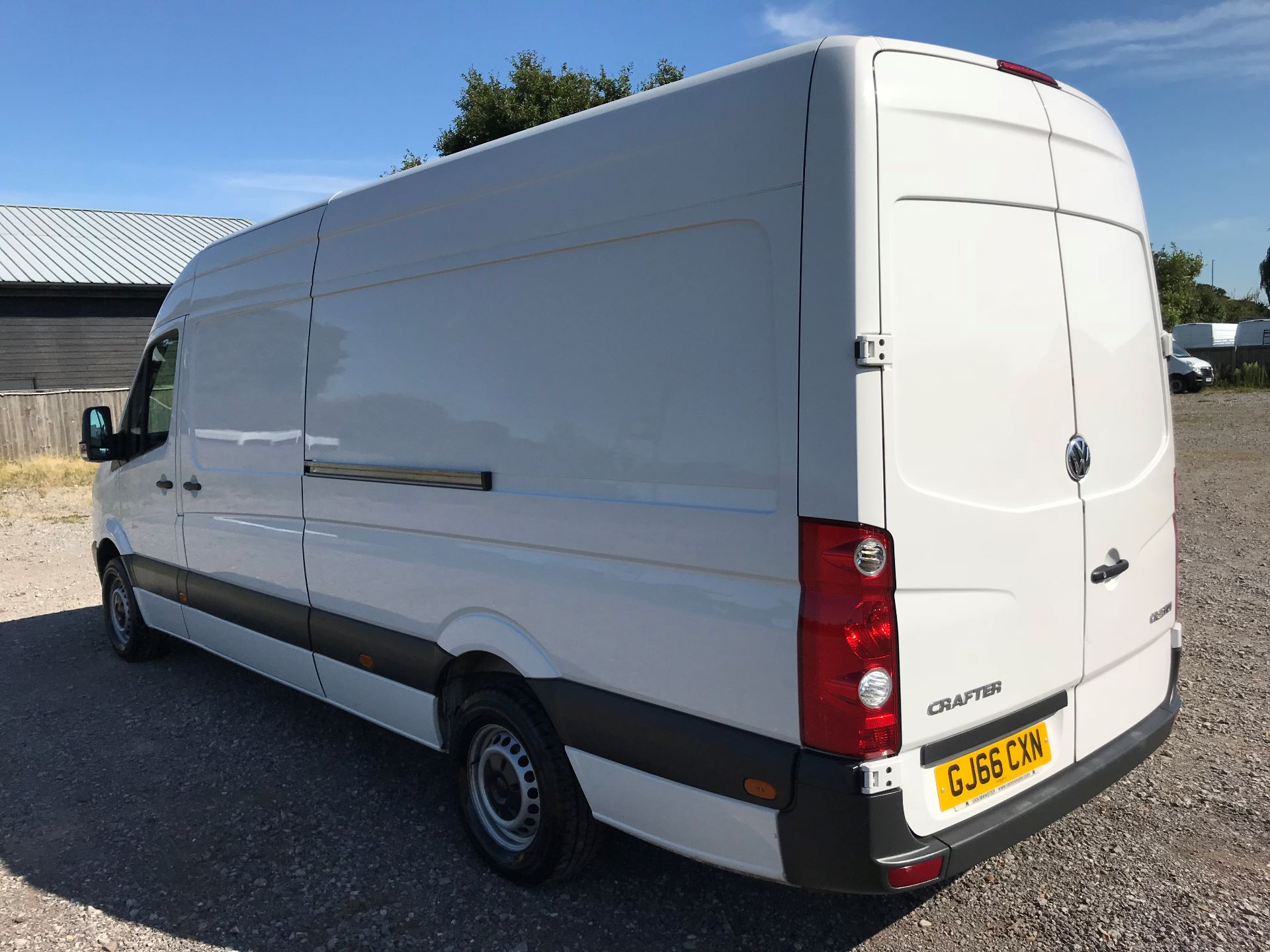 2016 Volkswagen Crafter  CR35 LWB 2.0 TDI 136PS HIGH ROOF EURO 5 (GJ66CXN) Image 6