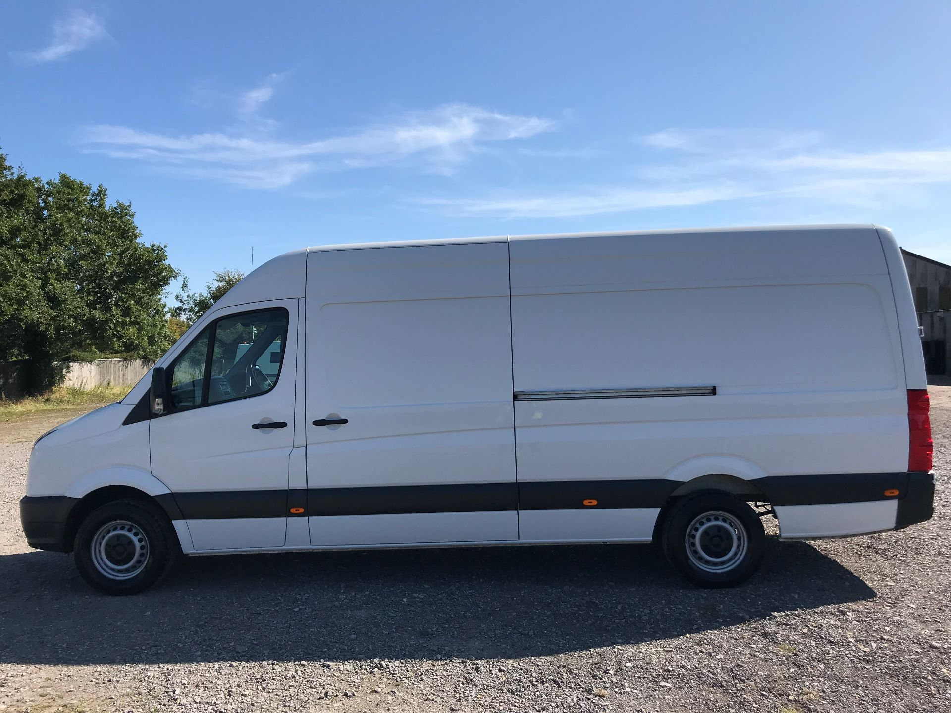 2016 Volkswagen Crafter  CR35 LWB 2.0 TDI 136PS HIGH ROOF EURO 5 (GJ66CXN) Image 9