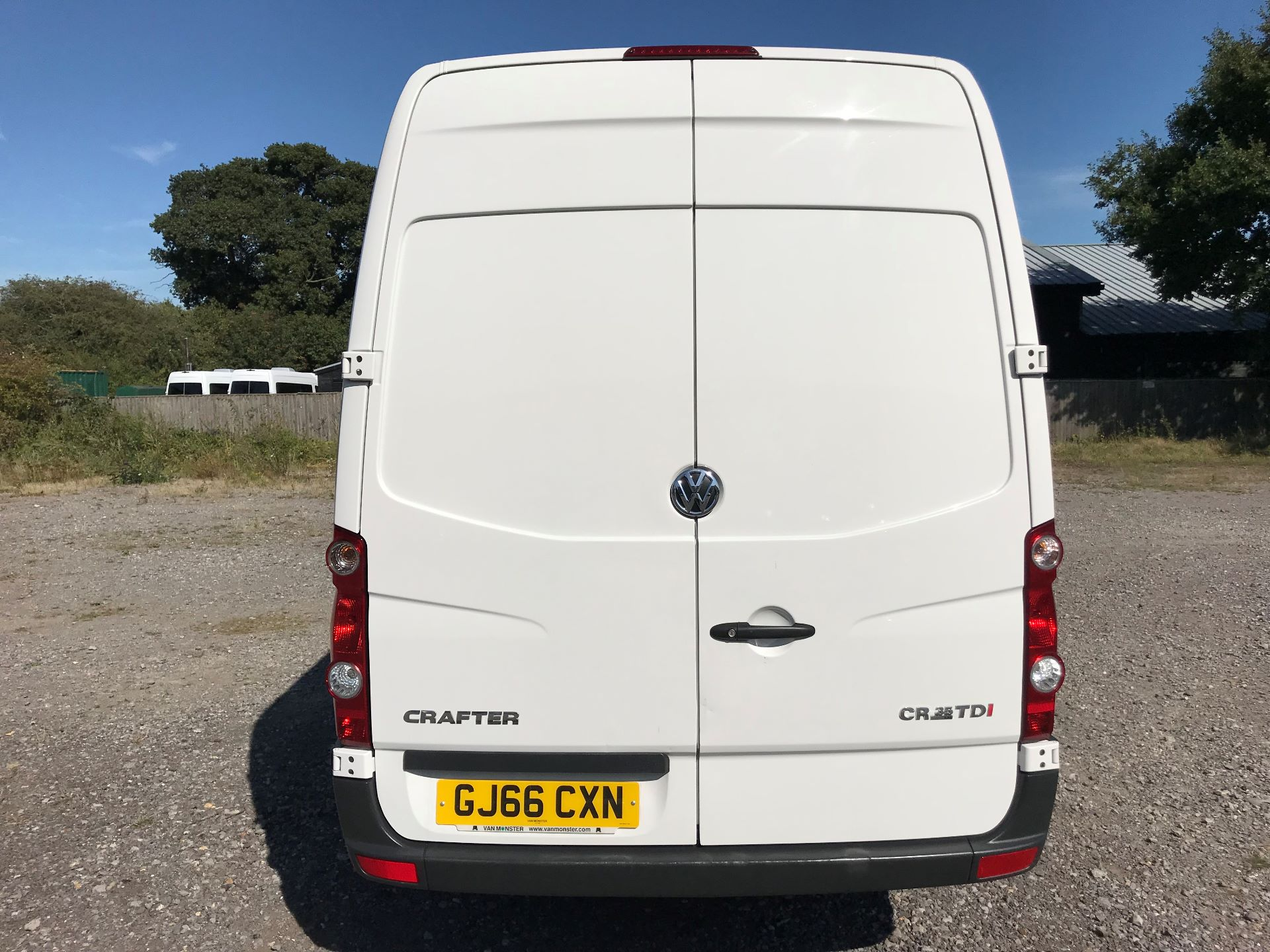2016 Volkswagen Crafter  CR35 LWB 2.0 TDI 136PS HIGH ROOF EURO 5 (GJ66CXN) Image 5