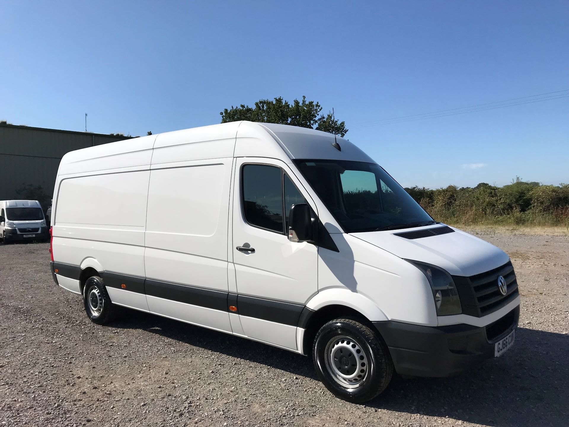 2016 Volkswagen Crafter  CR35 LWB 2.0 TDI 136PS HIGH ROOF EURO 5 (GJ66CXN)