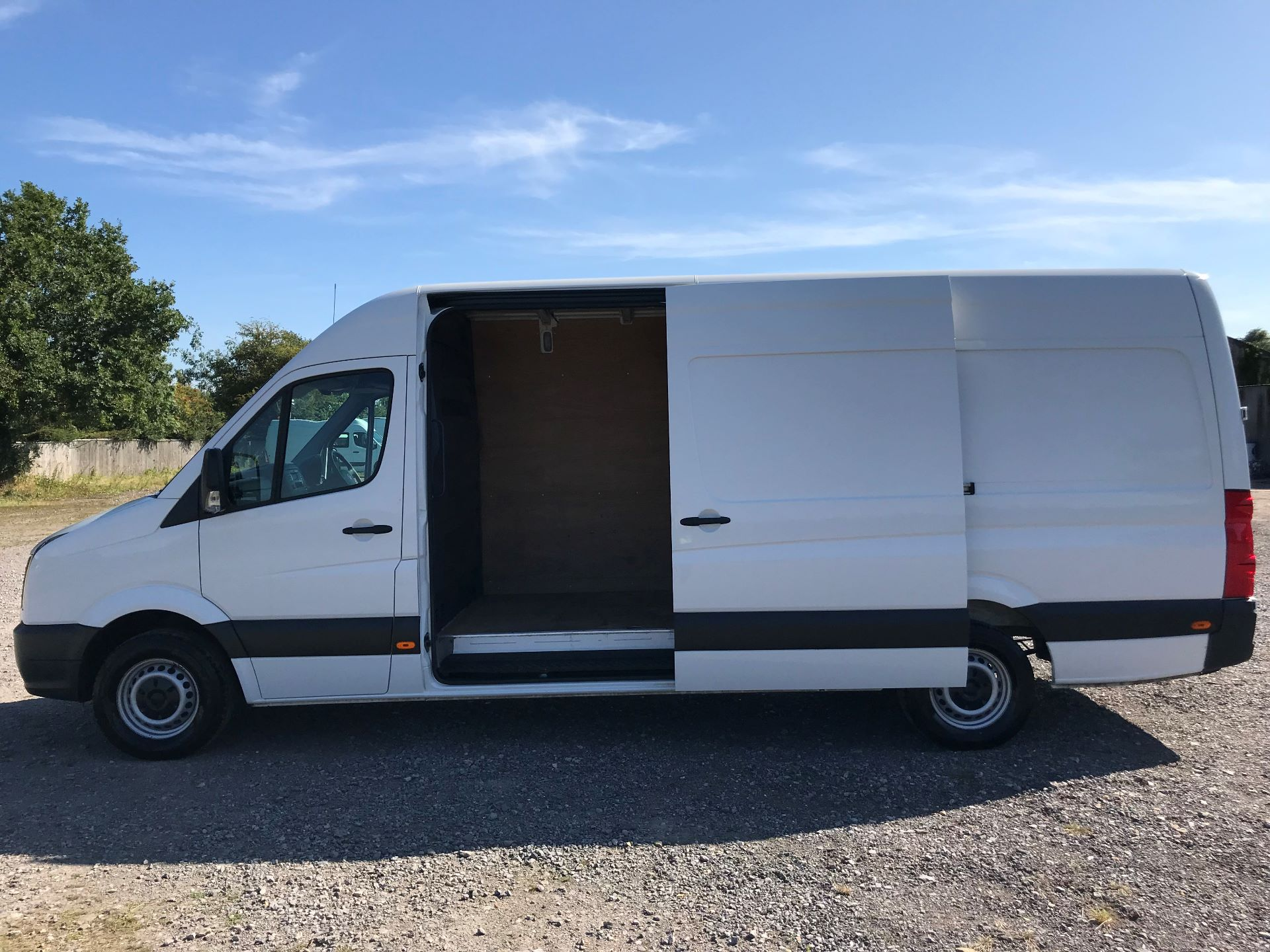 2016 Volkswagen Crafter  CR35 LWB 2.0 TDI 136PS HIGH ROOF EURO 5 (GJ66CXN) Image 10