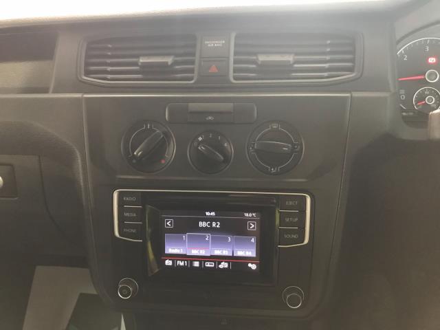 2016 Volkswagen Caddy  2.0 102PS BLUEMOTION TECH 102 STARTLINE EURO 6 (GJ66CXU) Image 28