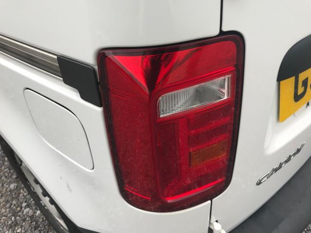2016 Volkswagen Caddy  2.0 102PS BLUEMOTION TECH 102 STARTLINE EURO 6 (GJ66CXU) Image 16