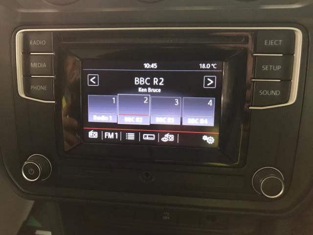 2016 Volkswagen Caddy  2.0 102PS BLUEMOTION TECH 102 STARTLINE EURO 6 (GJ66CXU) Image 30