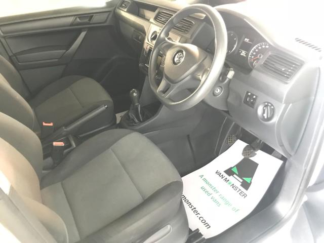 2016 Volkswagen Caddy  2.0 102PS BLUEMOTION TECH 102 STARTLINE EURO 6 (GJ66CXU) Image 23