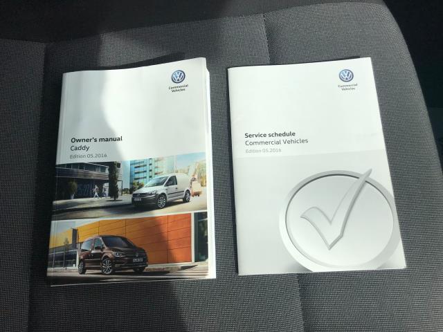 2016 Volkswagen Caddy  2.0 102PS BLUEMOTION TECH 102 STARTLINE EURO 6 (GJ66CXU) Image 36