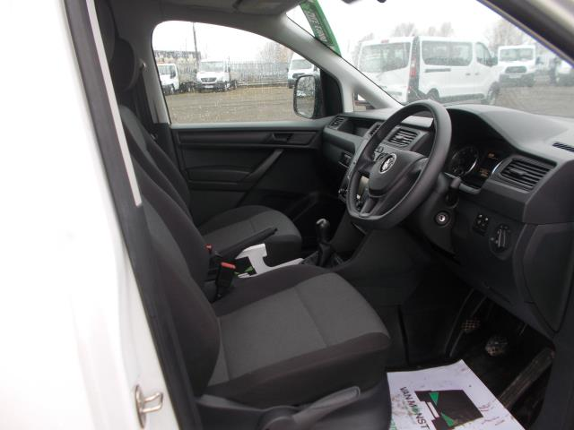 2016 Volkswagen Caddy  2.0 102PS BLUEMOTION TECH 102 STARTLINE EURO 6 (GJ66CXW) Image 18