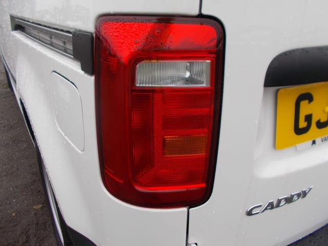 2016 Volkswagen Caddy  2.0 102PS BLUEMOTION TECH 102 STARTLINE EURO 6 (GJ66CXW) Image 13