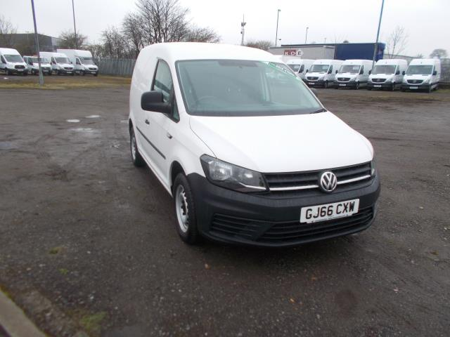 2016 Volkswagen Caddy  2.0 102PS BLUEMOTION TECH 102 STARTLINE EURO 6 (GJ66CXW)