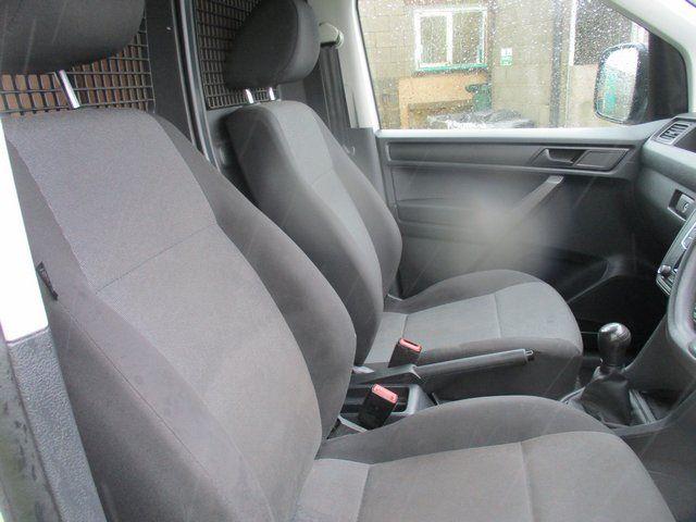 2016 Volkswagen Caddy 2.0 102PS BLUEMOTION TECH 102 STARTLINE EURO 6 (GJ66ESU) Image 14