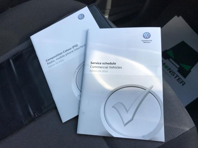 2016 Volkswagen Caddy 2.0TDI 102PS BLUEMOTION TECH STARTLINE EURO 6 (GJ66ETZ) Image 23
