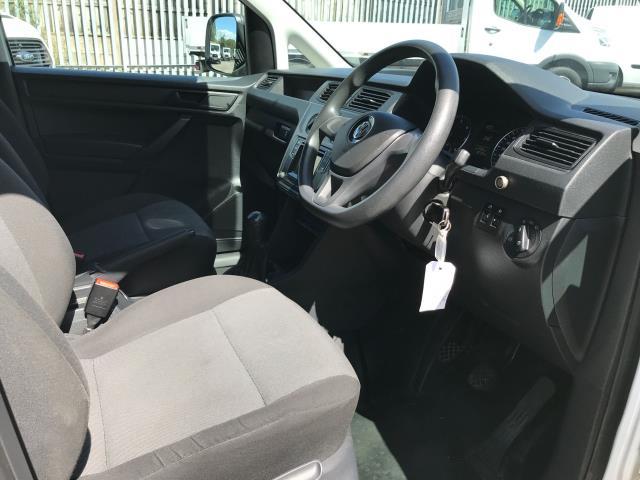2016 Volkswagen Caddy 2.0TDI 102PS BLUEMOTION TECH STARTLINE EURO 6 (GJ66ETZ) Image 13