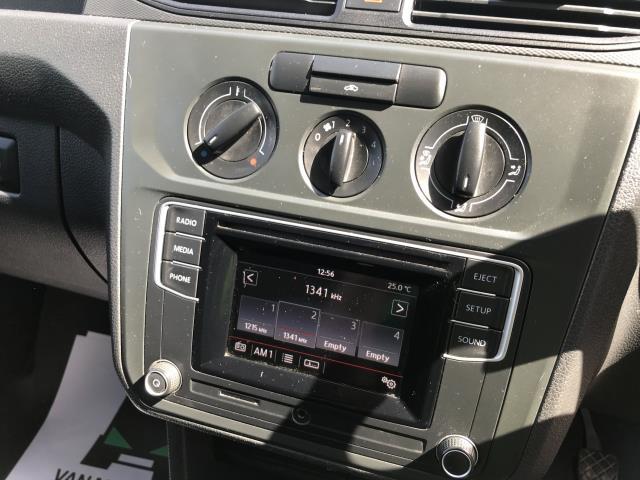 2016 Volkswagen Caddy 2.0TDI 102PS BLUEMOTION TECH STARTLINE EURO 6 (GJ66ETZ) Image 9