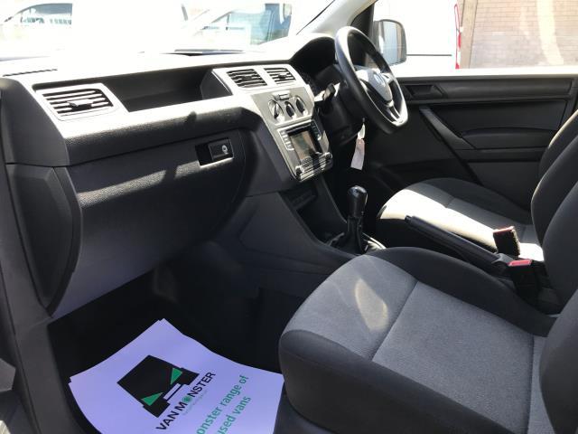 2016 Volkswagen Caddy 2.0TDI 102PS BLUEMOTION TECH STARTLINE EURO 6 (GJ66ETZ) Image 14