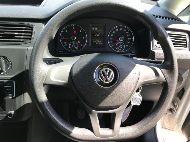 2016 Volkswagen Caddy 2.0TDI 102PS BLUEMOTION TECH STARTLINE EURO 6 (GJ66ETZ) Image 10