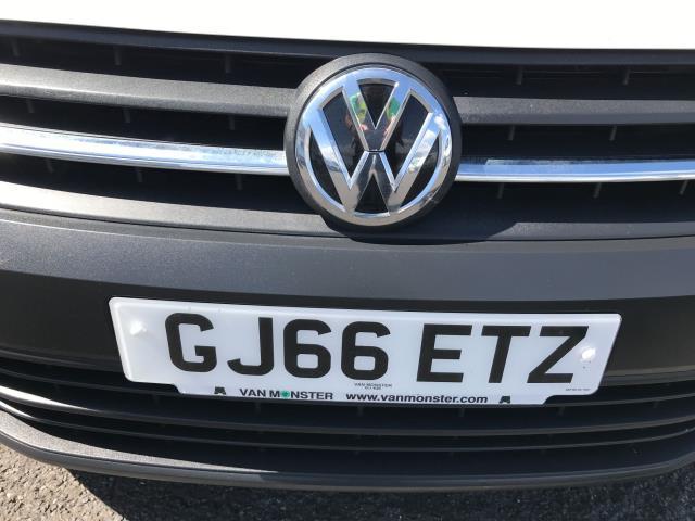 2016 Volkswagen Caddy 2.0TDI 102PS BLUEMOTION TECH STARTLINE EURO 6 (GJ66ETZ) Image 25