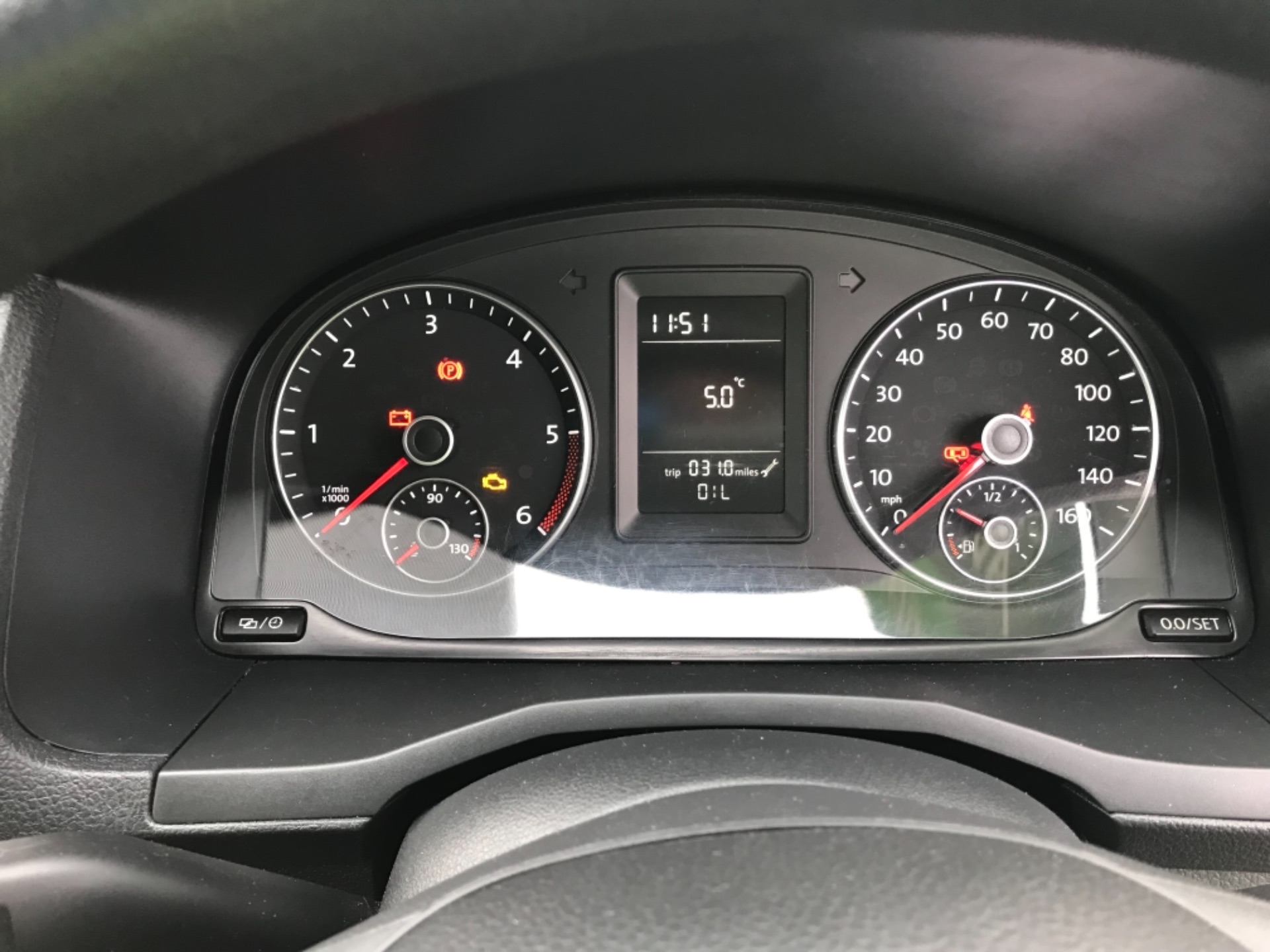 2016 Volkswagen Caddy  2.0 102PS BLUEMOTION TECH 102 STARTLINE EURO 6 (GJ66EUB) Image 16