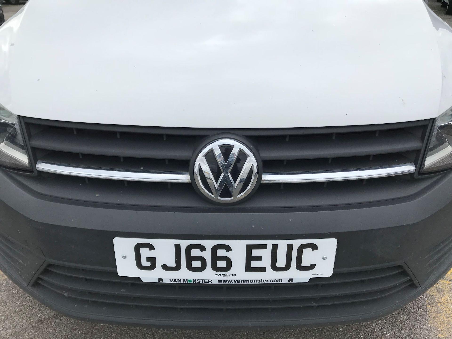 2016 Volkswagen Caddy   2.0 102PS Bluemotion Tech 102 Startline Euro 6 (GJ66EUC) Image 12