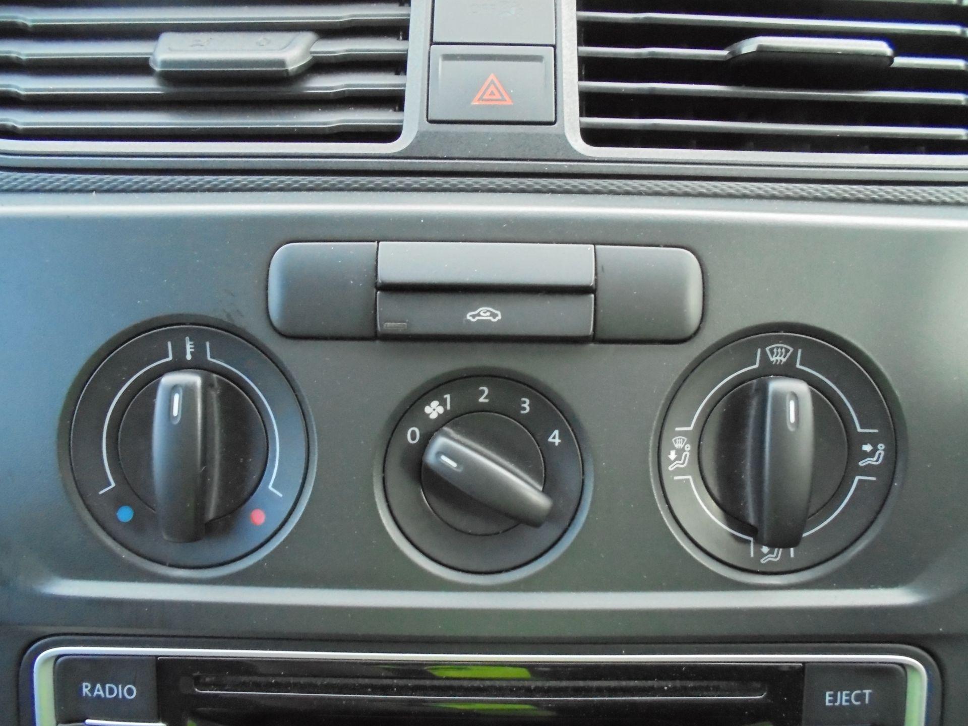 2016 Volkswagen Caddy 2.0 Tdi Bluemotion Tech 102Ps Startline Van (GJ66EUK) Image 18