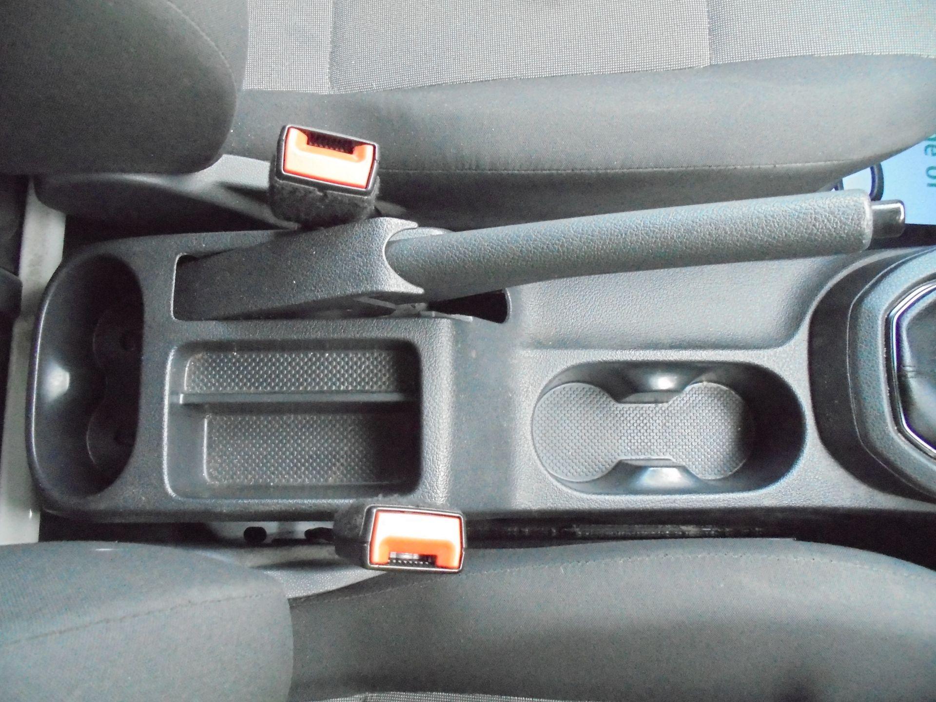 2016 Volkswagen Caddy 2.0 Tdi Bluemotion Tech 102Ps Startline Van (GJ66EUK) Image 21