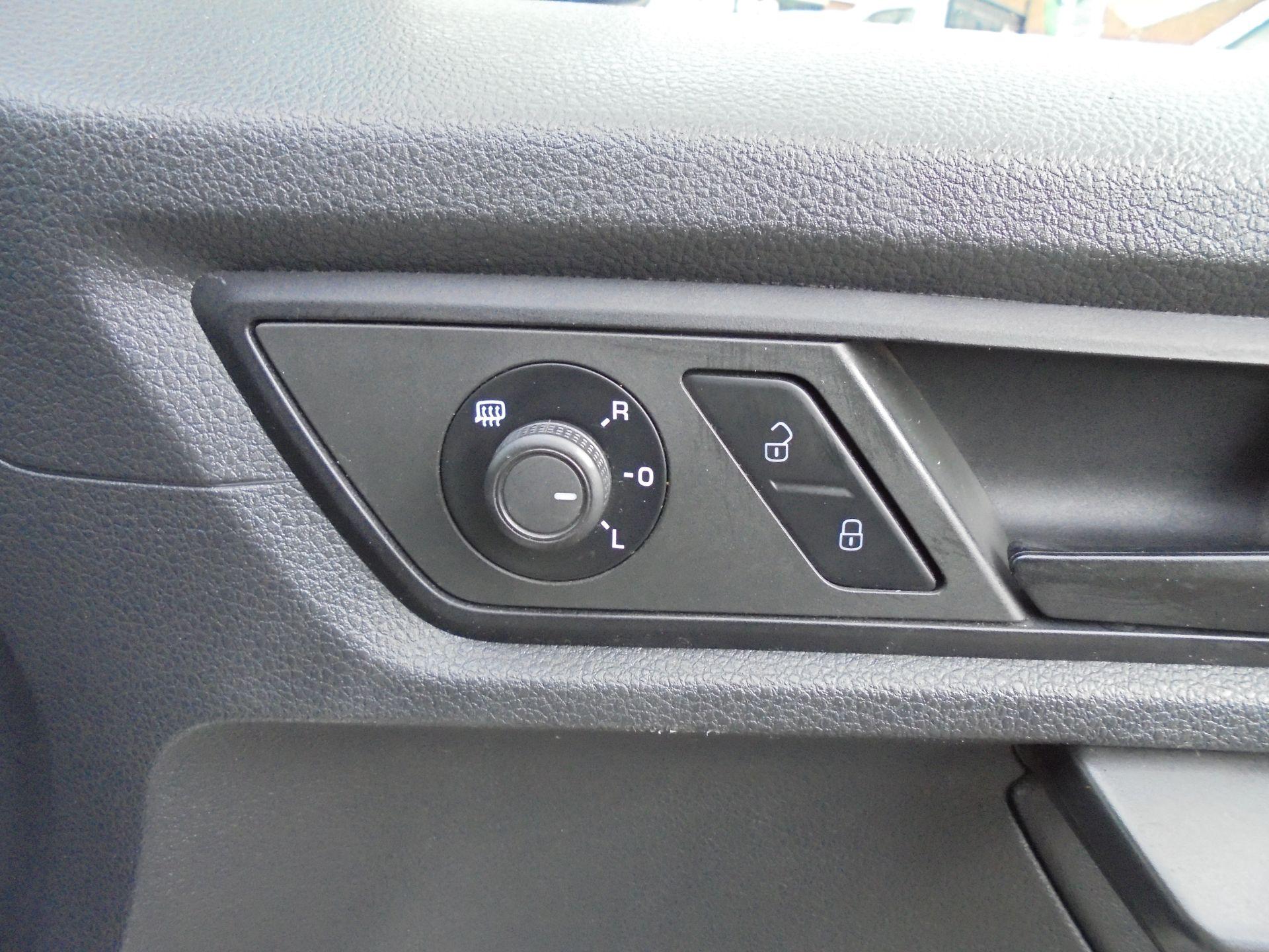 2016 Volkswagen Caddy 2.0 Tdi Bluemotion Tech 102Ps Startline Van (GJ66EUK) Image 14