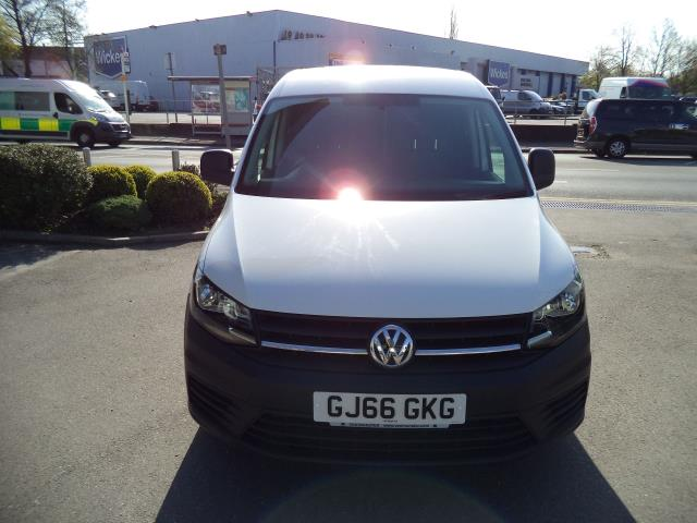 2016 Volkswagen Caddy  L1 H1 2.0TDi 102ps BLUEMOTION TECH STARTLINE VAN EURO 6 (GJ66GKG) Image 3