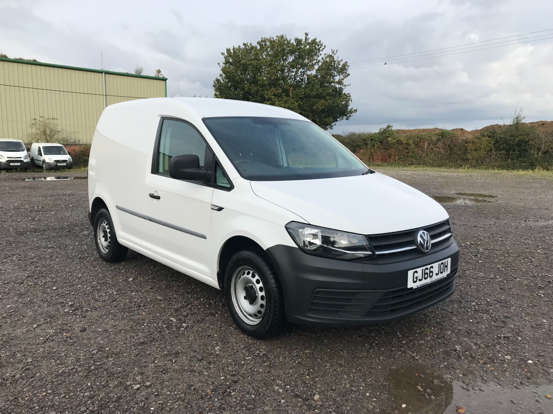 2016 Volkswagen Caddy 2.0 Tdi Bluemotion Tech 102Ps Startline Van (GJ66JOH)